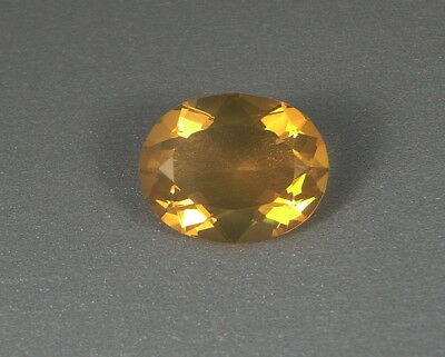 Feueropal  5,27 ct citrus orange  Fireopal Mexiko  koxgems