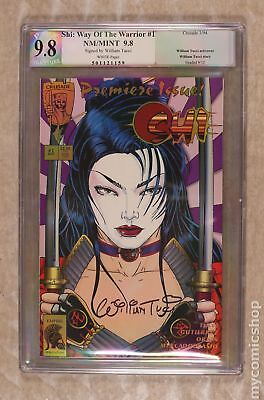Shi The Way of the Warrior #1 1994 PGX 9.8 SS