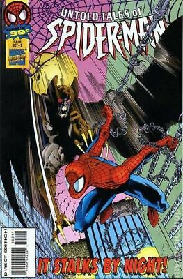 Untold Tales of Spider-Man #2 1995 FN Stock Image