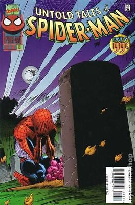 Untold Tales of Spider-Man #13 1996 VG Stock Image Low Grade