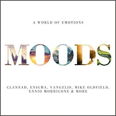 A World Of Emotions Moods Various Artists New and Sealed
