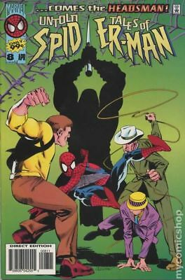 Untold Tales of Spider-Man #8 1996 FN Stock Image