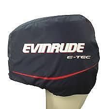 BRP Evinrude Johnson Engine Cover 75/90HP IE-TEC Blue Cover #0777301