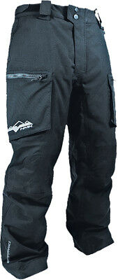 HMK Superior Mens Snow Pants Black