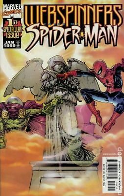 Webspinners Tales of Spider-Man 1DF 1999 FN Stock Image