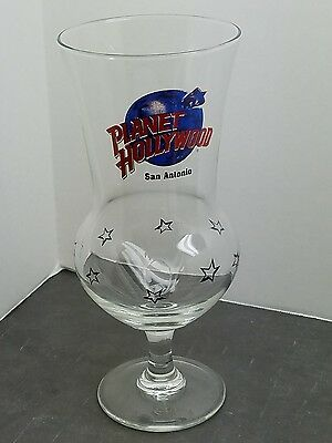 Planet Hollywood San Antonio Hurricane Glass