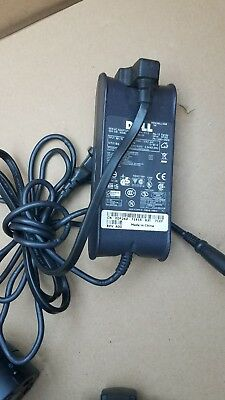 *GENUINE Dell* PA-12 DF263 LA65NS0-00 19.5V 3.34A AC Power Adapter//Charger OEM