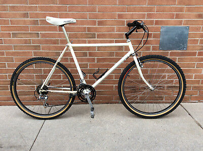 1985 Ritchey Ascent Mountain Bike Large Original Vintage Serial # 00001 Deore XT