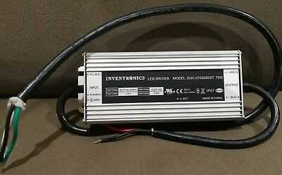 New LED DC Power Supply 75W Inventronics EUC-075S280ST Outdoor Driver