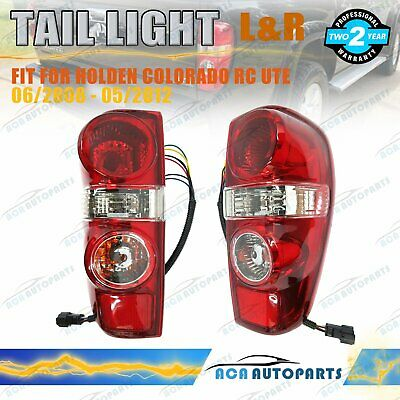 For Nissan Navara D40 2005-2014 Pair LH+RH Tail Light Rear Lamp Left and Right