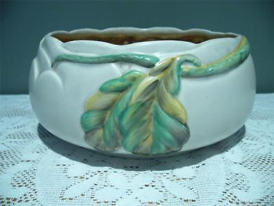 Clarice Cliff Newport Pottery Large Shallow Bowl - Only Fair Condition