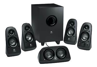 LOGITECH Z506 SURROUND SOUND SPEAKERS 5.1 (Free Postage)