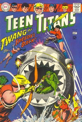 Teen Titans (1st Series) #11 1967 GD/VG 3.0 Stock Image Low Grade