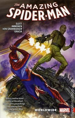 Amazing Spider-Man Worldwide TPB (Marvel) #6-1ST 2017 NM