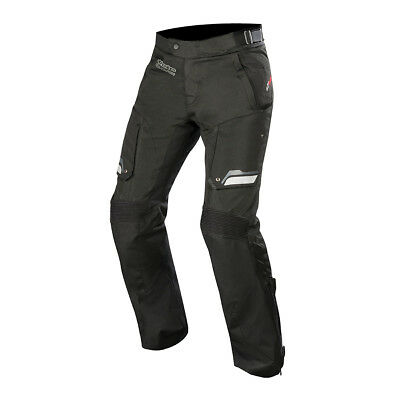 Alpinestars Bogota V2 Drystar Black Motorcycle Waterproof Trouser | All Sizes
