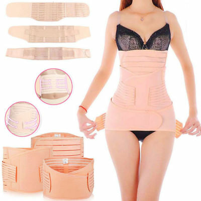 POST Pregnancy Postnatal Recovery Belly Postpartum Support Band Wrap Belt Girdle