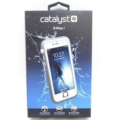 New Catalyst Water Proof Shock Resistant Case for Apple iPhone 7 - White