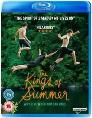 Kings of Summer [Blu-ray], DVD, New, FREE & Fast Delivery