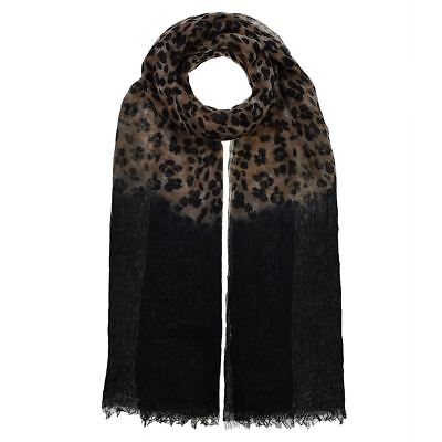 Beautiful Women Quality Super Soft Leopard Animal Neck Long Scarf