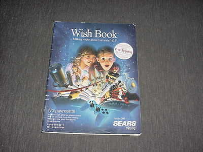 Sears wish book holiday christmas catalog 2003