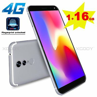 """6"""" Smartphone For AT&T T-Mobile Straight Talk Android Cell Phone Unlocked 4G LTE"""