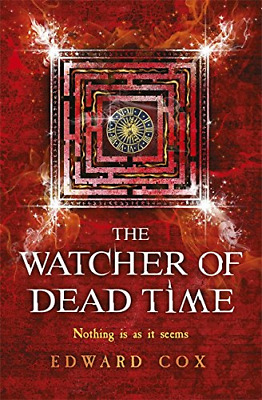 The Watcher of Dead Time (Relic Guild 3), Cox, Edward, Good Condition Book, ISBN