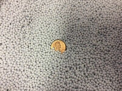 16 lb Pounds Plastic Poly Pellets Weighted Blankets Cornhole Fill Camera Rest
