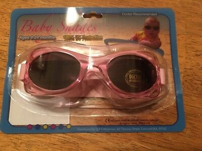 NEW Baby Shades 0-24 Months Pink 100% UV Protection