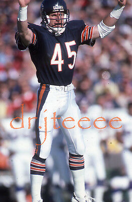 brand new 1db46 b4f6a 1985 CHICAGO BEARS GARY FENCIK Signed 4x6 Photo AUTOGRAPH 1E ...