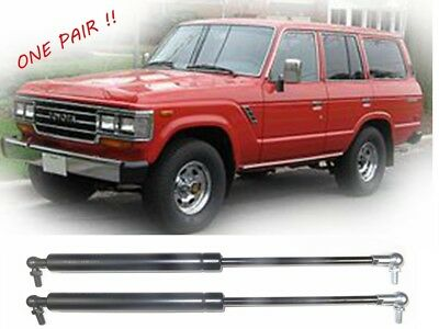 Gas Struts Toyota Landcruiser 60 Series Tailgate 1980 To 1990 Hj60 Hj62 New Pair