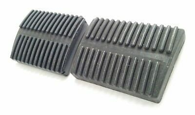Holden Commodore Vr Vs Vt Vy Vx Vy Vz Manual Brake + Clutch Pedal Pad Rubber