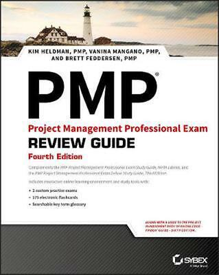 Pmp Project Management Professional Exam Review Guide by Kim Heldman Paperback B