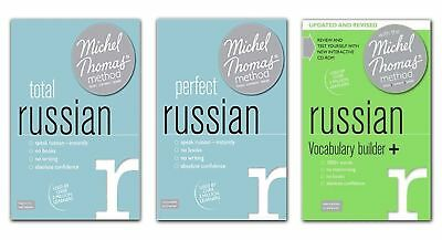 Michel Thomas Total & Perfect Russian Courses