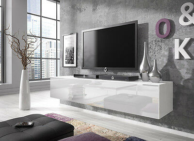 Floating TV Unit Cabinet Stand Rocco