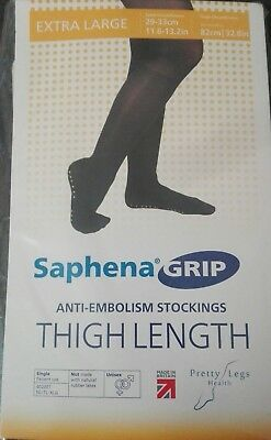 Saphena - thigh length - anti-embolism stockings - Extra Large Size