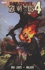 Marvel Zombies 4 TPB, Fred Van Lente, Excellent