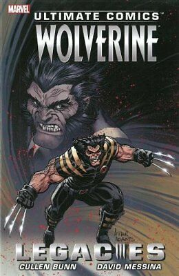 Ultimate Comics Wolverine: Legacies, Cullen Bunn, Excellent