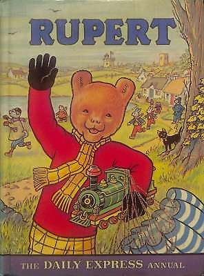 RUPERT ANNUAL 1976, No Author, Good Condition Book, ISBN
