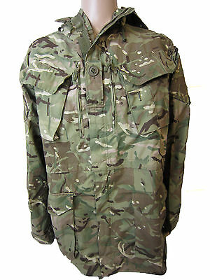 Genuine British Army MTP Windproof Smock Jacket PCS Field Surplus Camouflage