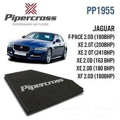Pipercross Air Filter PP1955 for Jaguar F-Pace XE and XF 2.0