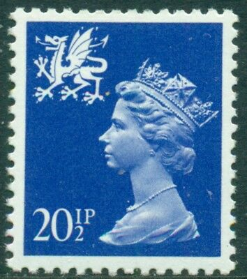 Great Britain Wales Sg-W53, Scott # Wmmh-39, Mint, Og, Nh, Great Price!