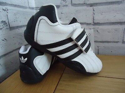 Chicos Adidas Goodyear formadores, Adi Racer Boys Trainers zapatos