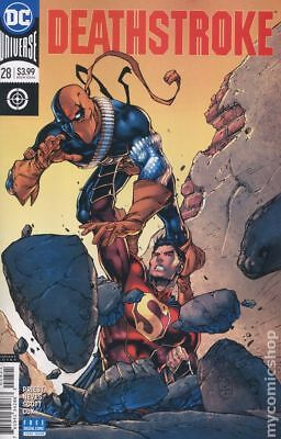 Deathstroke (3rd Series) #28B NM Stock Image