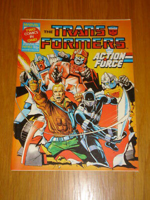 Transformers British Weekly #153 Marvel Uk Comic 1988