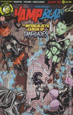 Vampblade Season 2 #11A NM Stock Image