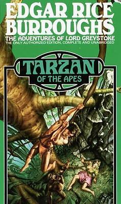 Tarzan of the Apes Tarzan Ballantine