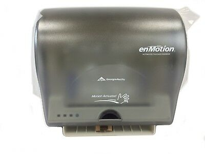 Georgia Pacific enMotion Automated Touchless Roll Towel Dispenser 59498 With Key