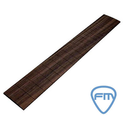 Slotted ROSEWOOD Fingerboard fo GUITAR- Various Size - TONEWOOD - Fretboard
