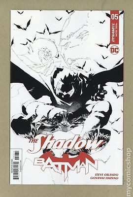 Shadow Batman (Dynamite) #5G NM- 9.2