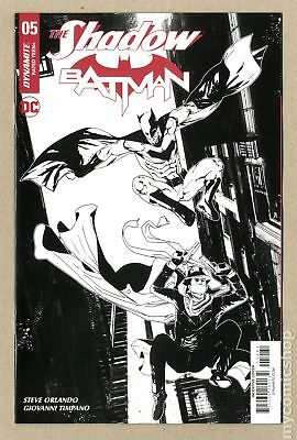 Shadow Batman (Dynamite) #5H VF/NM 9.0